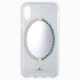 Black Baroque Чехол для смартфона, iPhone® X/XS, Серый Кристалл - Swarovski, 5494431