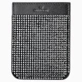 Swarovski Smartphone Sticker Etui, schwarz - Swarovski, 5498747