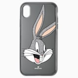 Looney Tunes Bugs Bunny Smartphone Case, iPhone® X/XS, Grey - Swarovski, 5499822