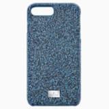 High 智能手機防震保護套殼, iPhone® 8 Plus, 藍色 - Swarovski, 5503547