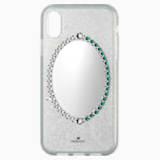 Black Baroque Чехол для смартфона, iPhone® XR, Серый Кристалл - Swarovski, 5504674