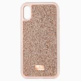 Glam Rock Чехол для смартфона, iPhone® XR, Розовое золото Кристалл - Swarovski, 5506306