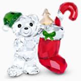 Αρκουδάκι Kris - Χριστούγεννα, Ετήσια συλλογή 2020 - Swarovski, 5506812