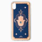 Tarot Hand Smartphone Case, iPhone® XS Max, Multi-colored - Swarovski, 5507386