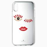 New Love Smartphone Case, iPhone® XS Max - Swarovski, 5507692