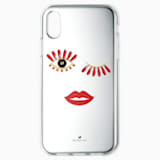 Etui na smartfona New Love, iPhone® XS Max - Swarovski, 5507692