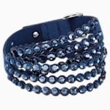 Bracelet Swarovski Power Collection, bleu clair - Swarovski, 5511697