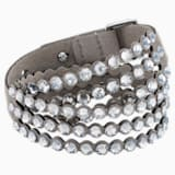 Bracelet Swarovski Power Collection, gris clair - Swarovski, 5511698