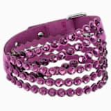 Swarovski Power Collection Armband, violett - Swarovski, 5511699