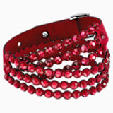 Swarovski Power Collection Bracelet, Light Red - Swarovski, 5511701