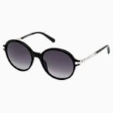 Swarovski Sonnenbrille, SK264 - 01B, schwarz - Swarovski, 5512851