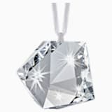 Daniel Libeskind Multi Star Ornament, White - Swarovski, 5514678