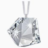 Daniel Libeskind Ornament met meerdere sterren, Wit - Swarovski, 5514678