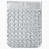 Swarovski 智能手機背貼卡套, 灰色 - Swarovski, 5514685