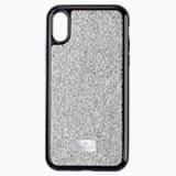 Étui pour smartphone Glam Rock, iPhone® XR - Swarovski, 5515015