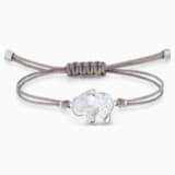 Swarovski Power Collection Elephant Armband, grau, Edelstahl - Swarovski, 5518653