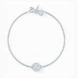 Swarovski Remix Collection Dragonfly Strand, White, Rhodium plated - Swarovski, 5520650