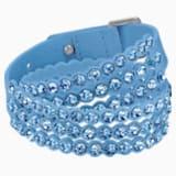 Pulsera Swarovski Power Collection, azul claro - Swarovski, 5523043
