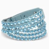 Bracelet Swarovski Power Collection, aiguemarine turquoise - Swarovski, 5523062