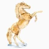 Stallion, Gold Tone - Swarovski, 5523935