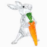 Konijn met wortel - Swarovski, 5530687