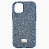 Pouzdro na chytrý telefon High, iPhone® 11 Pro, modré - Swarovski, 5531145