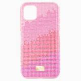High Love Smartphone 套, iPhone® 11 Pro Max, 粉红色 - Swarovski, 5531152