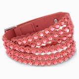 Bracelet Swarovski Power Collection, rouge clair - Swarovski, 5531287