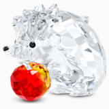 Hedgehog with Apple - Swarovski, 5532203
