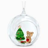 Украшение «Шар», «Рождественская сцена» - Swarovski, 5533942