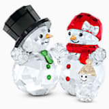 Snowman Family - Swarovski, 5533948