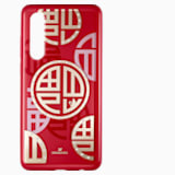 Full Blessing Fu 智能手机防震保护套, Huawei® P30, 红色 - Swarovski, 5533975