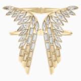 Bracciale rigido Wonder Woman, tono dorato, placcato color oro - Swarovski, 5535606