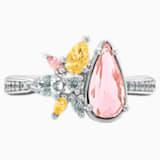 Botanical Кольцо, Мультицветный светлый Кристалл, Родиевое покрытие - Swarovski, 5535871