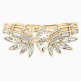 Wonder Woman medál, arany árnyalat, arany árnyalatú bevonattal - Swarovski, 5535967