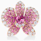 18K RG Orchid Pendant (Pink) - Swarovski, 5538161