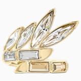 Wonder Woman-ring, Goudkleurig, Goudkleurige toplaag - Swarovski, 5538412