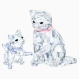 Kedi Ailesi Çevrim İçi Set - Swarovski, 5539247