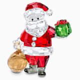 Santa Claus with Gift Bag - Swarovski, 5539365