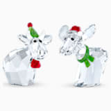 Mo & Ricci de Navidad, Edición Anual 2020 - Swarovski, 5540695