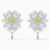Eternal Flower クリップイヤリング - Swarovski, 5543824