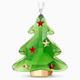 Украшение «Зелёная новогодняя ёлка» - Swarovski, 5544526