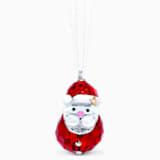 Κινούμενο στολίδι Άγιος Βασίλης - Swarovski, 5544533