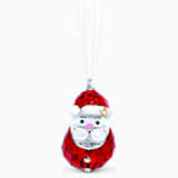 Decoración Papá Noel mecedor - Swarovski, 5544533