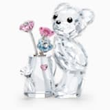 Orsetto Kris – Spring Flowers - Swarovski, 5544604