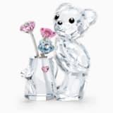 Ourson Kris – Spring Flowers - Swarovski, 5544604
