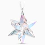 Decoración Estrella, Shimmer, mediana - Swarovski, 5545450