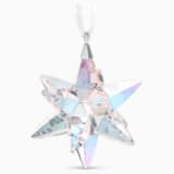 Star Ornament, Shimmer, medium - Swarovski, 5545450