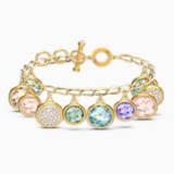 Tahlia Elements Armband, vergoldet - Swarovski, 5560943