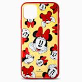Minnie okostelefon tok ütésnyelővel, iPhone® 11 Pro Max, többszínű - Swarovski, 5565209
